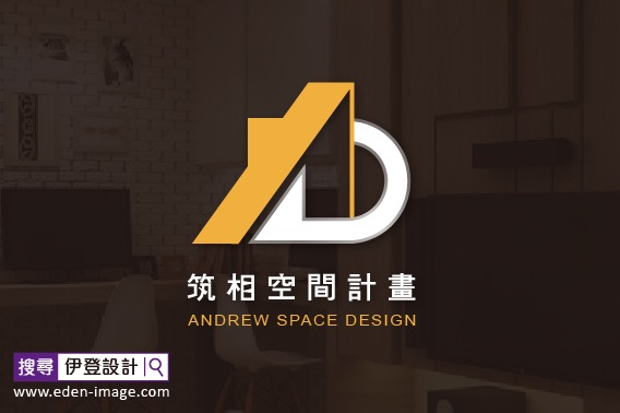 室内设计工作室logo设计图片