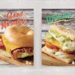 早餐店海報